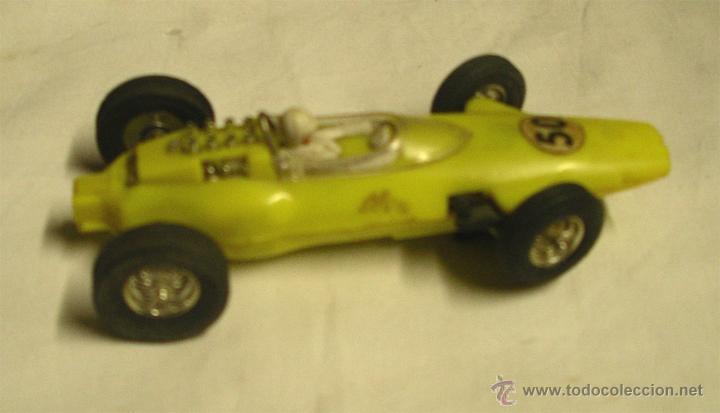 Scalextric: Lotus Formula 1 de Jouef fabricado en España - Foto 3 - 46870201