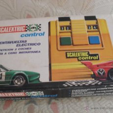 Scalextric: CUENTA VUELTAS ELECTRICO DE SCALEXTRIC REF 3270. Lote 70402115