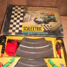 Scalextric: SCALEXTRIC ANTIGUO. Lote 47503881