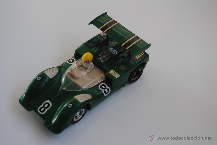 CHAPARRAL GT REF C 40 MADE IN SPAIN (Juguetes - Slot Cars - Scalextric Exin)