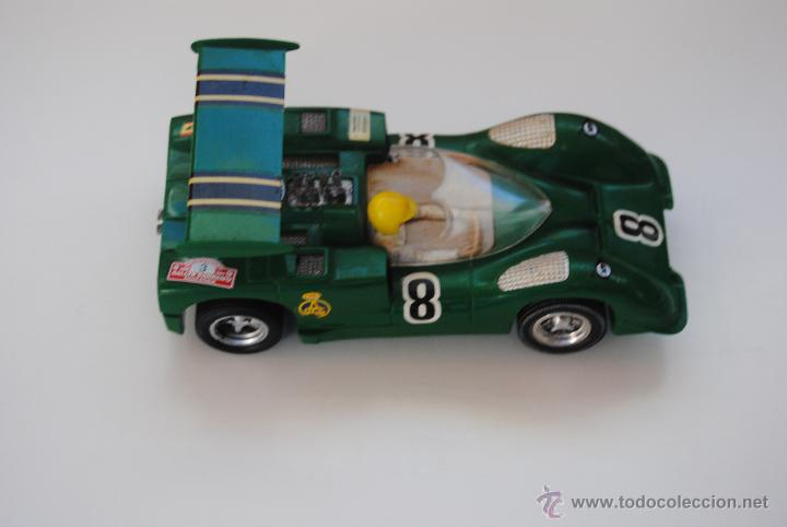 Scalextric: CHAPARRAL GT REF C 40 MADE IN SPAIN - Foto 2 - 47516040