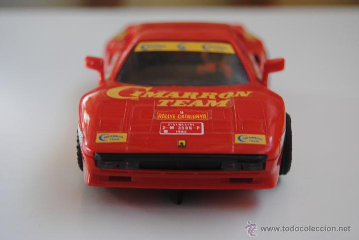 COCHE SCALEXTRIC FERRARI GT0 MADE IN SPAIN (Juguetes - Slot Cars - Scalextric Exin)