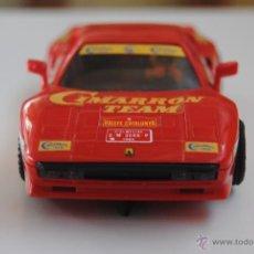 Scalextric: COCHE SCALEXTRIC FERRARI GT0 MADE IN SPAIN. Lote 47876354