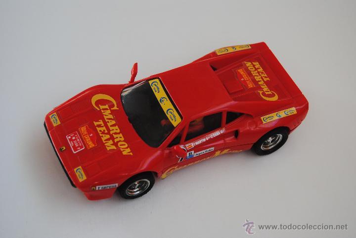 Scalextric: COCHE SCALEXTRIC FERRARI GT0 MADE IN SPAIN - Foto 2 - 47876354