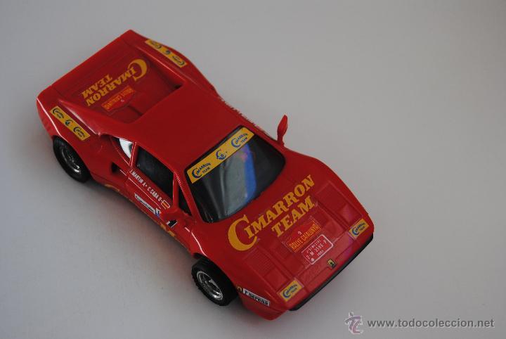 Scalextric: COCHE SCALEXTRIC FERRARI GT0 MADE IN SPAIN - Foto 3 - 47876354