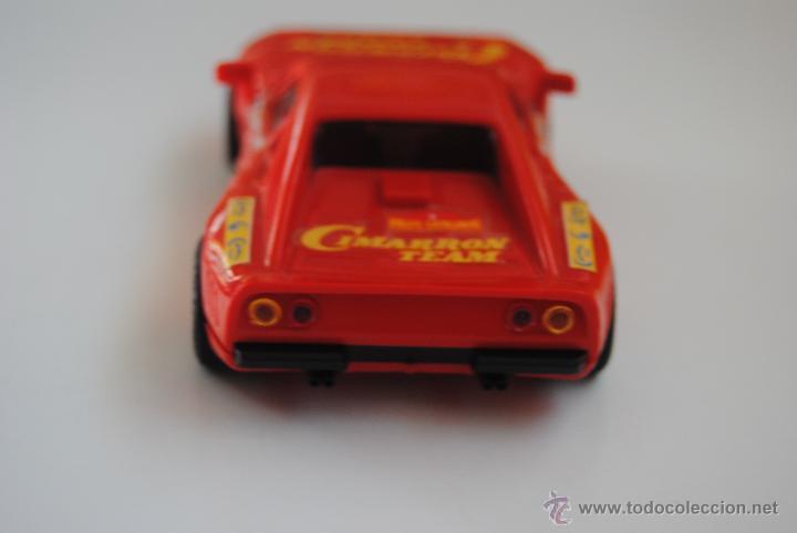 Scalextric: COCHE SCALEXTRIC FERRARI GT0 MADE IN SPAIN - Foto 4 - 47876354