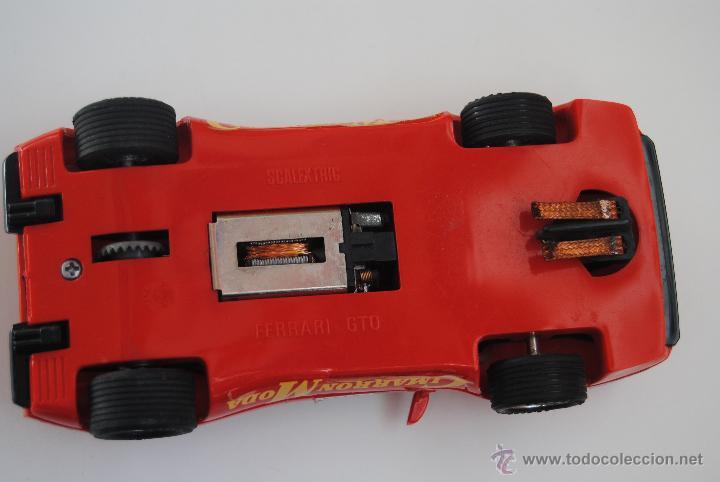 Scalextric: COCHE SCALEXTRIC FERRARI GT0 MADE IN SPAIN - Foto 5 - 47876354