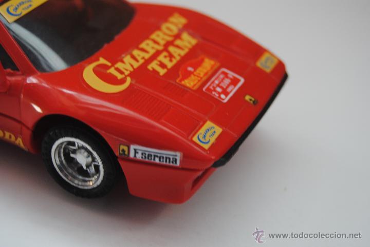 Scalextric: COCHE SCALEXTRIC FERRARI GT0 MADE IN SPAIN - Foto 7 - 47876354