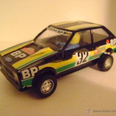 Scalextric: SCALEXTRIC EXIN FORD FIESTA BP ANTIGUO. Lote 47944758
