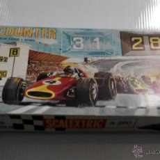 Scalextric: SCALEXTRIC EXIN CUENTAVUELTAS . Lote 48385283