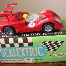 Scalextric: CHAPARRAL GT C 40 ORIGINAL EXIN CON CAJA. Lote 48572792