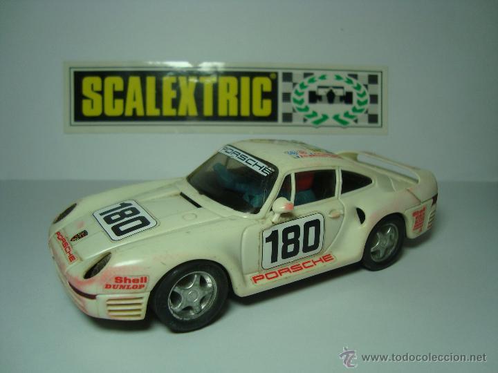 PORSCHE 959 DE SCALEXTRIC EXIN (Juguetes - Slot Cars - Scalextric Exin)
