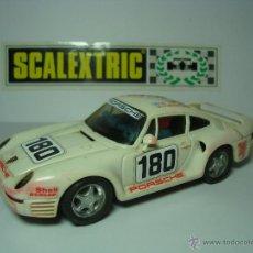 Scalextric: PORSCHE 959 DE SCALEXTRIC EXIN. Lote 27971227