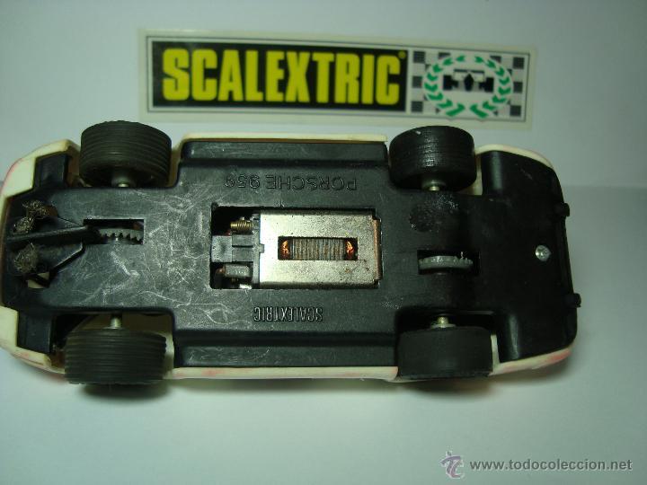 Scalextric: PORSCHE 959 DE SCALEXTRIC EXIN - Foto 2 - 27971227