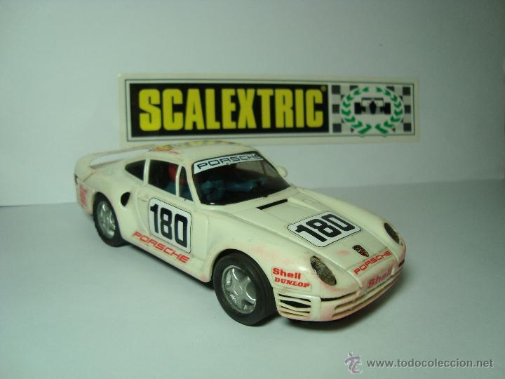 Scalextric: PORSCHE 959 DE SCALEXTRIC EXIN - Foto 3 - 27971227