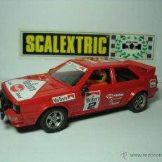 Scalextric: SCALEXTRIC AUDI QUATTRO MARLBORO ROJO. Lote 27431476