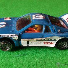 Scalextric: COCHE SCALEXTRIC EXIN LANCIA RALLY 037 REFERENCIA 4073/74/76. Lote 48924222
