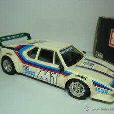 Scalextric: BMW M1 PARMALAT DE SCALEXTRIC EXIN CON CAJA. Lote 27971244
