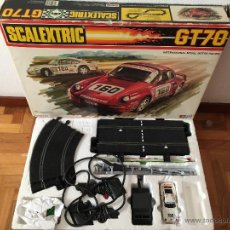 Scalextric: CIRCUITO SCALEXTRIC GT-70. Lote 49844823