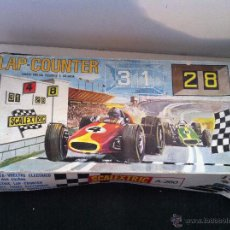 Scalextric: SCALEXTRIC EXIN. LAP COUNTER. A-260. CUENTA VUELTAS ELECTRICO A DISTANCIA.. Lote 50158464