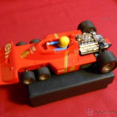 Scalextric: COCHE SCALEXTRIC TYRRELL P-34 - REF 4054 - COLOR ROJO - EXIN -. Lote 50236082