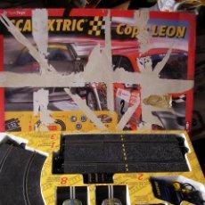 Scalextric: CIRCUITO SCALEXTRIC COPA LEON. Lote 50253580
