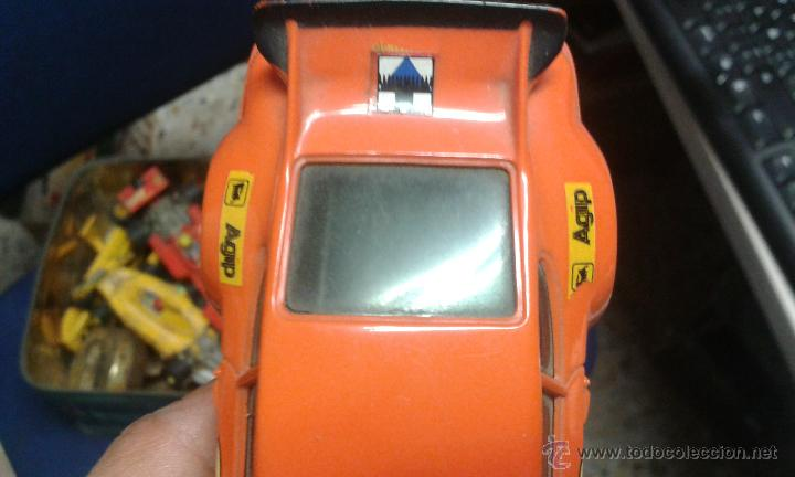 Scalextric: SCALEXTRIC -scalextric coche porsche carrera rs ref 4051 rojo - Foto 10 - 246717505