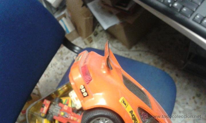 Scalextric: SCALEXTRIC -scalextric coche porsche carrera rs ref 4051 rojo - Foto 11 - 246717505