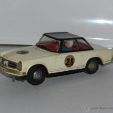 Scalextric: MERCEDES 250 SL REF C-32 , SCALEXTRIC , MERCEDES COLOR BLANCO, TODO ORIGINAL. Lote 51359432