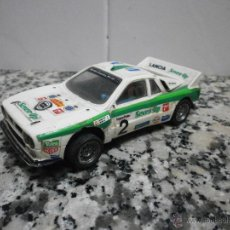 Scalextric: COCHE LANCIA RALLY 037 SCALEXTRIC. Lote 51544111