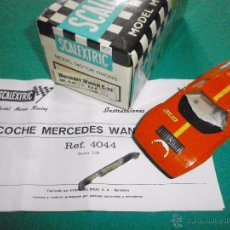 Scalextric: COCHE SCALEXTRIC EXIN MERCEDES C111. Lote 52937925