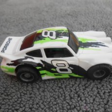 Scalextric: SCALEXTIC PORSCHE Nº 8 BLANCO. Lote 52965463