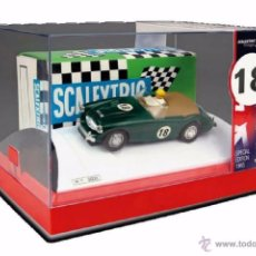 Scalextric: SUPER VINTAGE AUSTIN HEALEY 3000 + REGALO DECORACIÓN EXIN SCALEXTRIC SCX TRIANG SRC NINCO CARTRIX. Lote 53669305