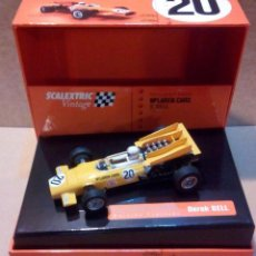 Scalextric: MCLAREN M9A F1 VINTAGE SCALEXTRIC SCX EXIN TRIANG SRC OSC GOM SLOT.IT CARTRIX. Lote 53669308