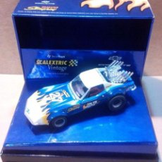 Scalextric: CHEVROLET CORVETTE VINTAGE SCALEXTRIC SCX EXIN TRIANG TECNITOYS SRC CARTRIX REPROTEC. Lote 53669327