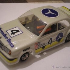 Scalextric: SCALEXTRIC EXIN MERCEDES 190 SRS NUEVO SIN CAJA. Lote 53714745