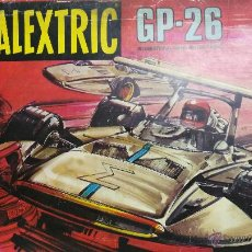 Scalextric: SCALEXTRIC GP-26 INTERNATIONAL MODEL MOTOR RACING. Lote 53736678