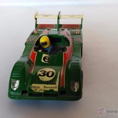 Scalextric: COCHE DE SCALEXTRIC EXIN RENAULT ALPINE. Lote 53801755