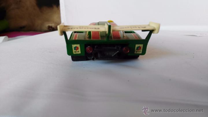Scalextric: coche de scalextric exin renault alpine - Foto 3 - 53801755