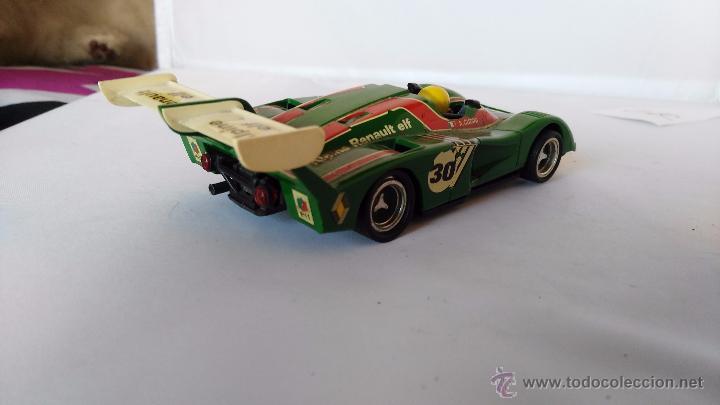 Scalextric: coche de scalextric exin renault alpine - Foto 5 - 53801755