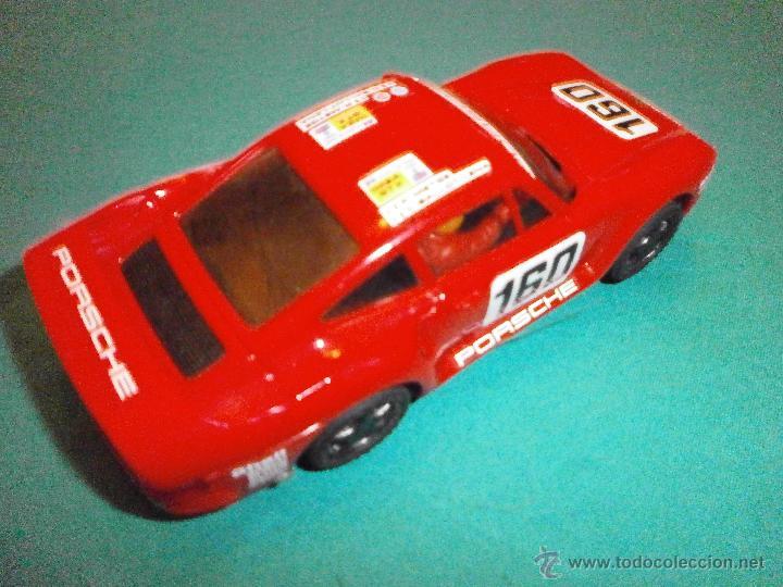 Scalextric: coche scalextric exin porsche 959 - Foto 2 - 56515376