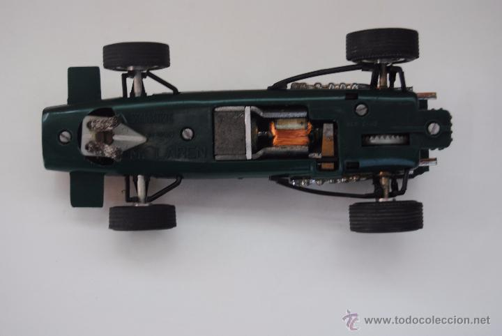 Scalextric: COCHE SCALEXTRIC Mc LAREN C 43 EXIN MADE IN SPAIN - Foto 4 - 54443880