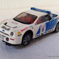Scalextric: SCALEXTRIC FORD RS 200. Lote 54470318