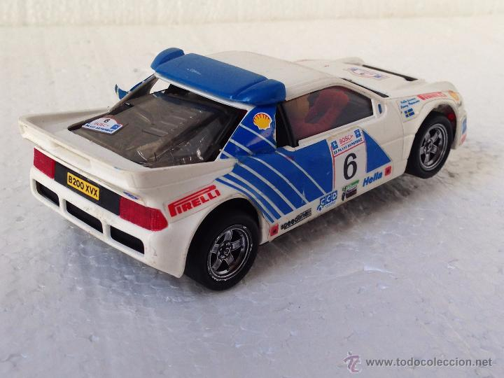 Scalextric: SCALEXTRIC FORD RS 200 - Foto 2 - 54470318