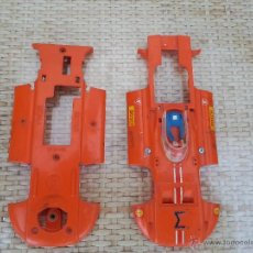 Scalextric: CARROCERIA Y CHASIS SIGMA F1 NARANJA SCALEXTRIC EXIN. Lote 54534645