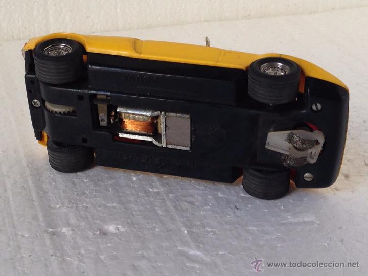 Scalextric: SCALEXTRIC MERCEDES C111 REF C44 COLOR AMARILLO - Foto 3 - 54536849