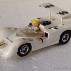 Scalextric: SCALEXTRIC CHAPARRAL GT REF C40 BLANCO. Lote 54555601