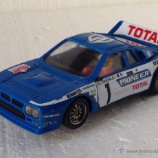 Scalextric: SCALEXTRIC LANCIA RALLYE 037 PIONEER. Lote 54557145