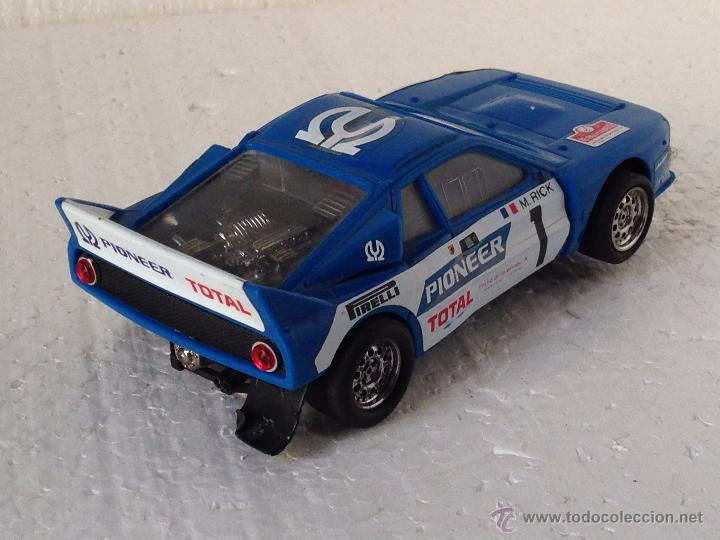 Scalextric: SCALEXTRIC LANCIA RALLYE 037 PIONEER - Foto 2 - 54557145