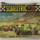 Scalextric: SCALEXTRIC MODELO GP-22. MOTOR RACING. DOS COCHES COOPER. 1967.. Lote 52479411